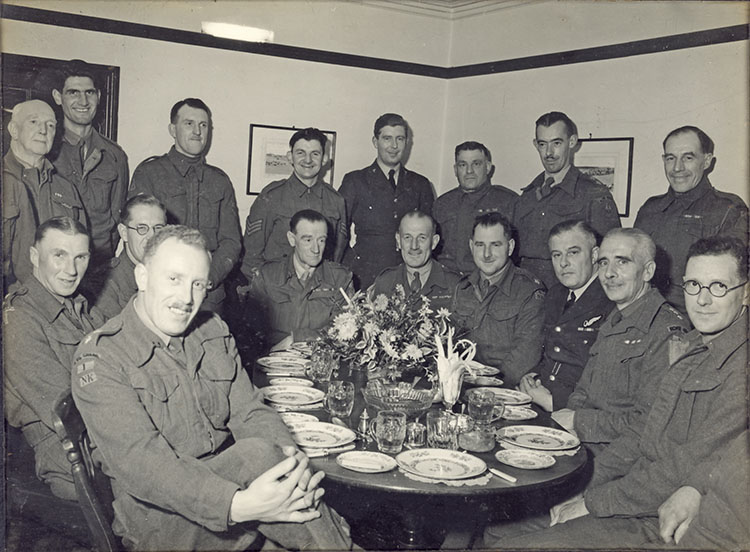 Worthing home guard